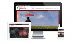It's Live! Mobile Friendly Website for Binghamton Insurance Company